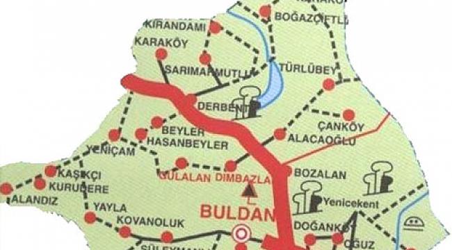 BULDAN'IN DEPREM TEHLİKESİ DEVAM EDİYOR