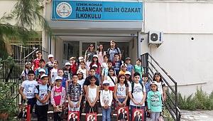KADIKÖY'LÜ ÖĞRENCİLER İZMİR'Lİ MEKTUP KARDEŞLERİYLE BULUŞTU