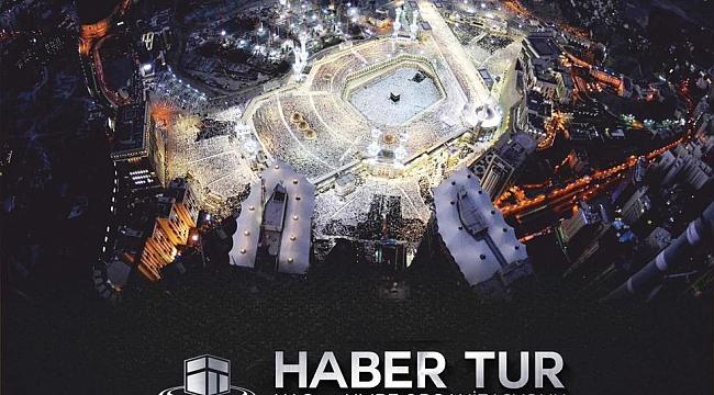HABER TUR'DAN BULDAN'A ÖZEL UMRE KAMPANYASI