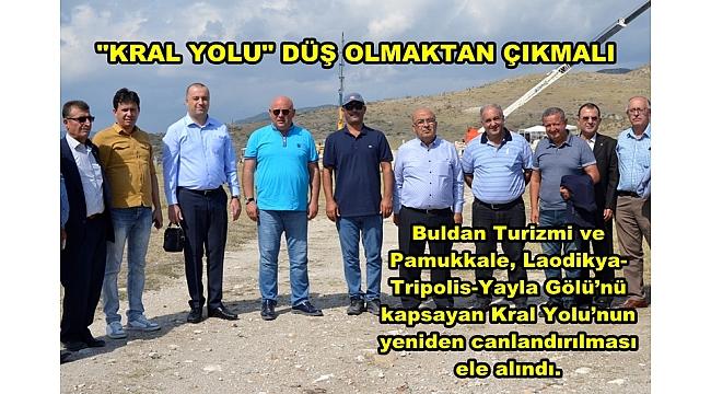 KENT KONSEYİ TRİPOLİS'TE TOPLANDI