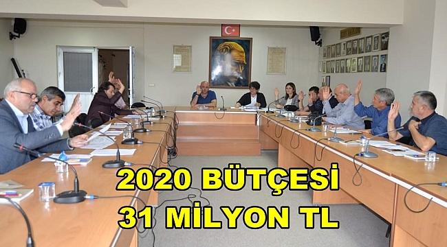 BULDAN BELEDİYESİNİN 2020 YILI BÜTÇESİ BELİRLENDİ