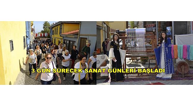 FESTİVAL TADINDA SANAT GÜNLERİ BAŞLADI