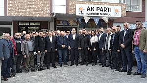 CUMHUR İTTİFAKI BULDAN'DA BİR ARAYA GELDİ