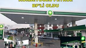 BULDAN'DA BP İSTASYONU HİZMETE GİRDİ