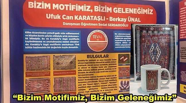 KARAKÖY KİLİMLERİ İZMİR'DE SERGİLENDİ