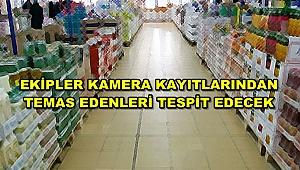 BULDAN'DA MARKET ZİNCİRİ ÇALIŞANINDA KORONA TESPİT EDİLDİ
