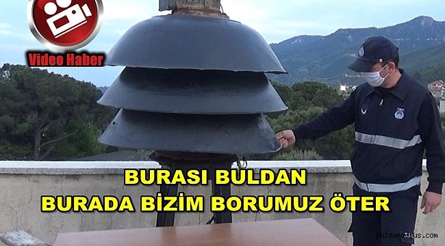 BULDAN'IN 80 YILLIK GELENEĞİ RAMAZAN BORUSU