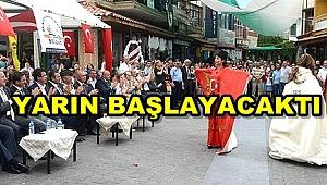 BULDAN FESTİVALİ ERTELENDİ
