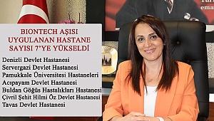 BULDAN'DA BIONTECH AŞISI YAPILABİLECEK