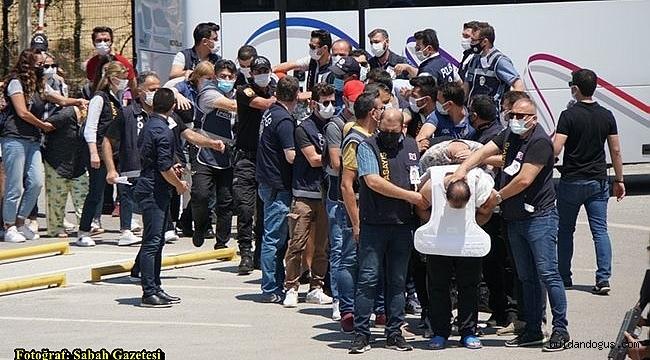 POLİSİMİZİN ŞEHİT OLDUĞU SALDIRIDA 12 KİŞİ TUTUKLANDI