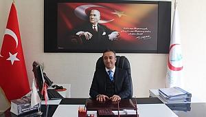 DR. ALPASLAN ALSOY YENİDEN SERVERGAZİ BAŞHEKİMLİĞİNE ATANDI
