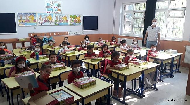 284 ÖĞRETMEN 3912 ÖĞRENCİ EĞİTİMBAŞI YAPTI