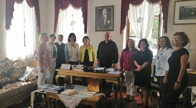 SOROPTİMİST KULÜBÜ 2. BULDAN'DA SANAT VAR FESTİVALİNE HAZIRLANIYOR